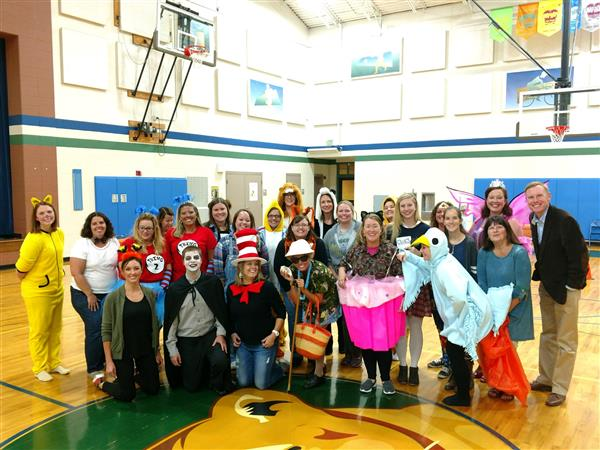 Creekside Celebrates with Storybook Night