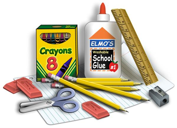 Webb Elementary School Supply Lists