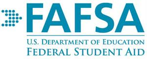 FAFSA U.S. Department of Education Federal Student Financial Aid Logo
