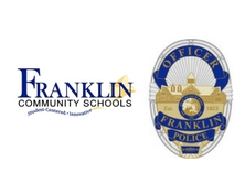 FCS Logo and City of Franklin Police Department logo