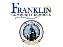 FCS logo and City of Franklin logo