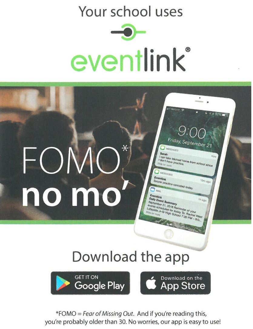 EventLink Flyer