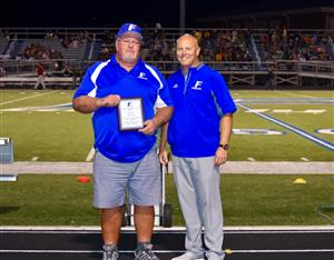 FCHS Athletics honors Mike Doyle