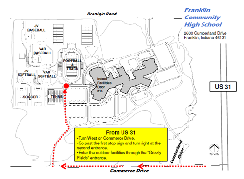 Documents Forms Directions To Franklin Community High School